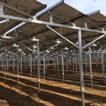 agrikultura solar mounting system supplier