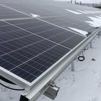 supplier ng aluminyo ground solar mounting system